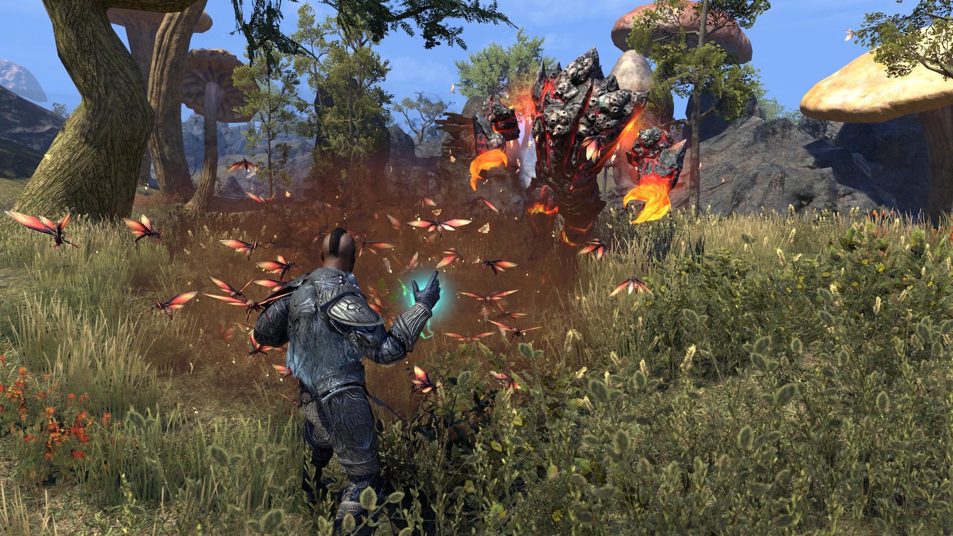 Elder Scrolls Online Morrowind Preview