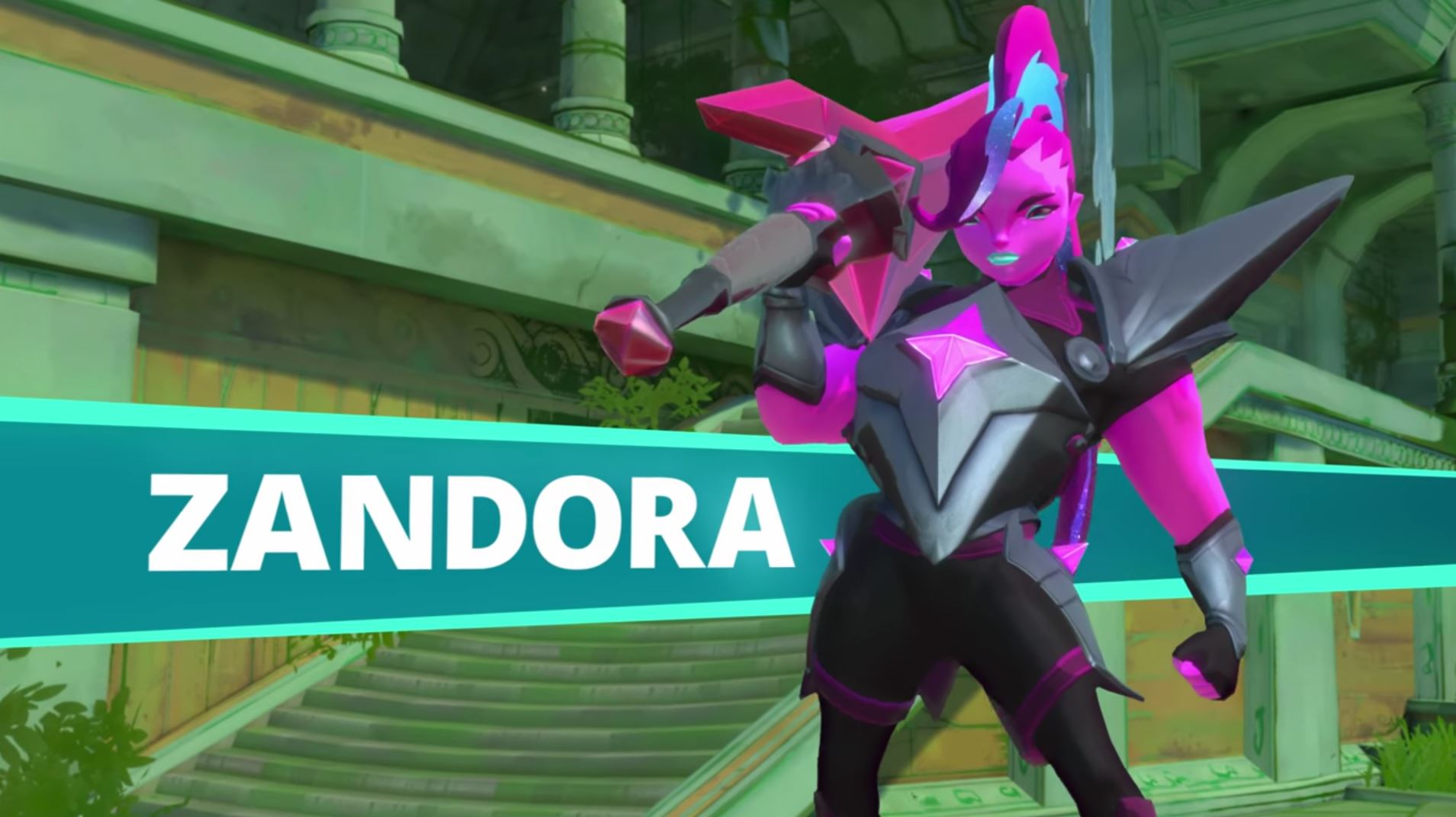 -Gigantic_ Hero Spotlight - Zandora - YouTube