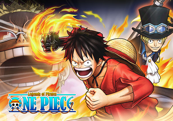 Legend of Pirates One Piece Game Profile Banner