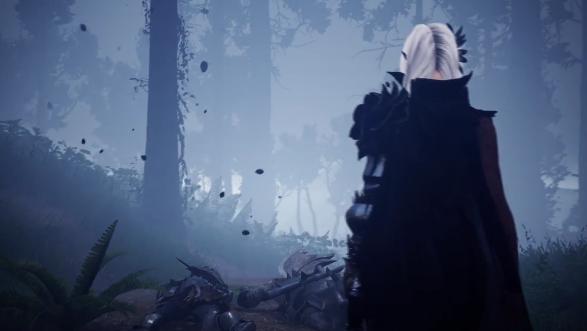 Black Desert Online Dark Knight Trailer