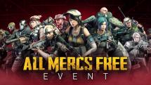 Dirty Bomb: All Mercs Free Event