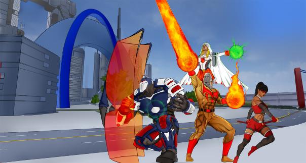 Ship of Heroes News - Kickstarter Announced for April 4
