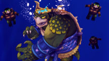 SMITE Kuzenbo, King Kappa God Reveal