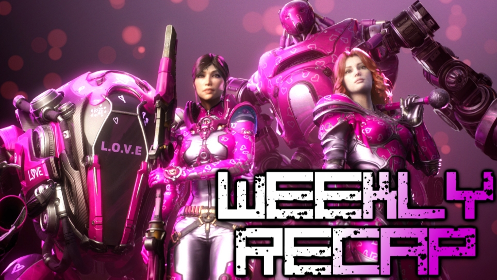 Weekly Gaming Recap #11 Feb. 13th