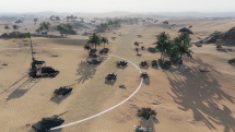 World of Tanks Stronghold Mode Trailer