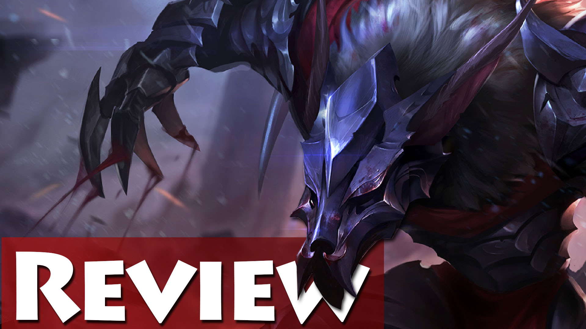 League of Legends: Warwick Champion Review
