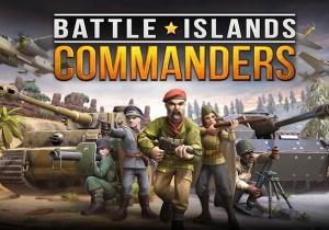 Battle Islands Commanders Game Profile Banner