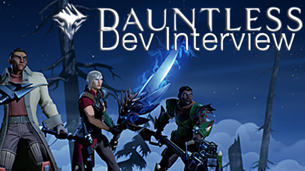 Dauntless Developer Interview - The Design Philosophy of Chris Fox