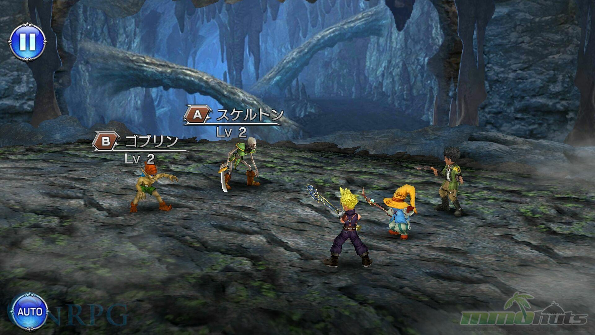 Dissidia Final Fantasy: Opera Omnia Japanese Version Preview