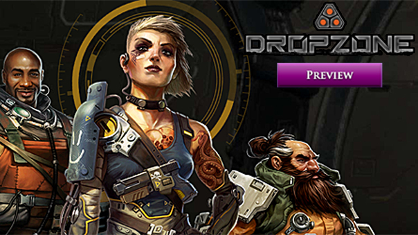 Dropzone Early Access Impressions 2017