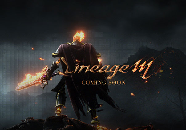 Lineage M Game Profile Banner