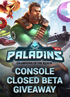 Paladins-Console-Beta-MMOHuts-Giveaway-Homepage