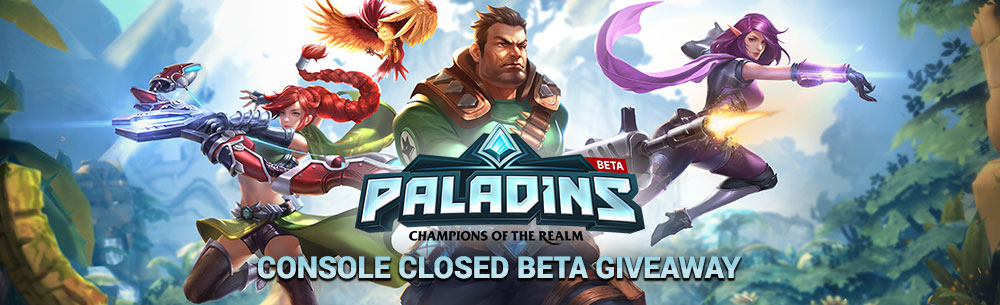 Paladins-Console-Beta-MMOHuts-Giveaway
