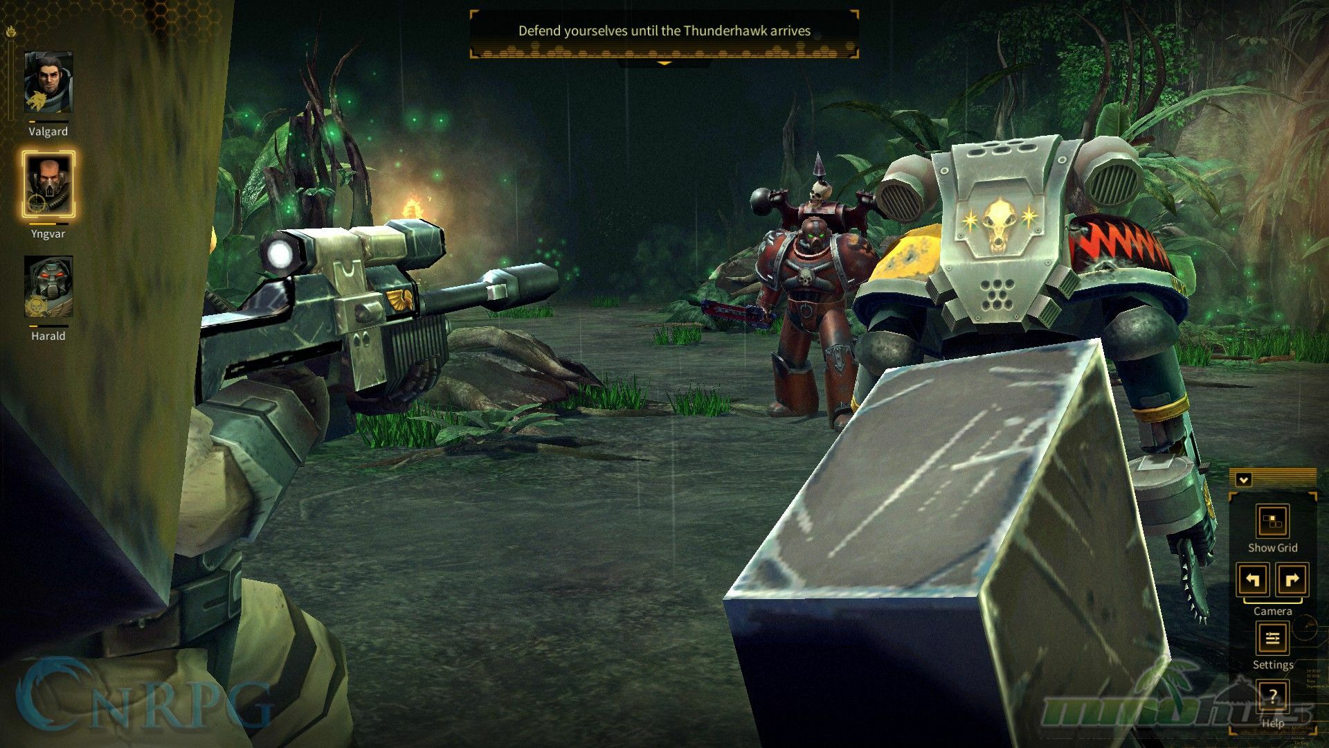 Warhammer 40k: Space Wolf Early Impressions