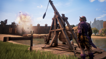 Conan Exiles - Update #23 (The Trebuchet)