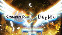 Crusaders Quest x DEEMO Collaboration Trailer