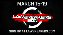 LawBreakers Studio Update #4: PAX East 2017 & Closed Beta