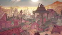 Mirage: Arcane Warfare Sunken City Map Overview