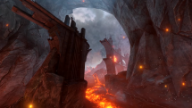 Quake Champions Burial Chamber Arena Trailer