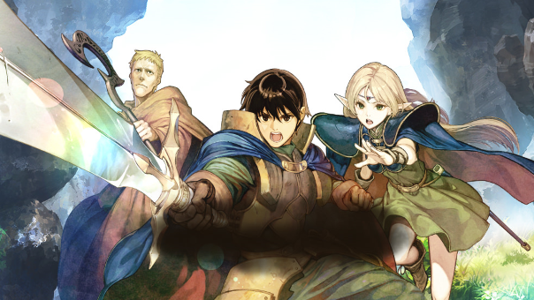 Record of Lodoss War Online Launch Date Announced