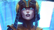 SMITE Star Strike Neith Skin Preview