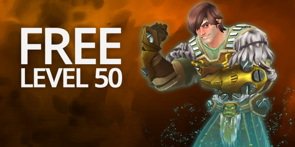 WildStar News - Free Level 50 Giveaway