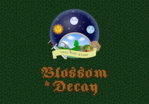 Blossom & Decay Game Profile Banner