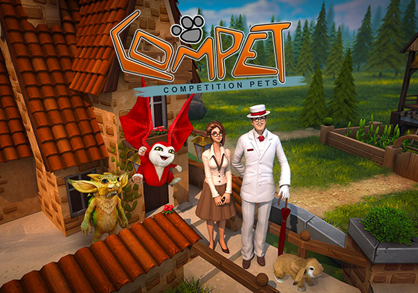 Compet Game Profile Banner