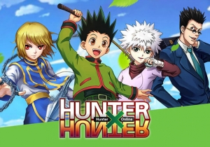 Hunter X Online Game Profile Image