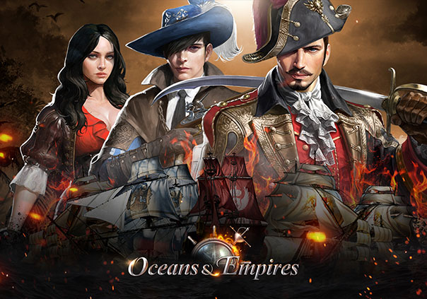 Oceans and Empires Game Profile Banner