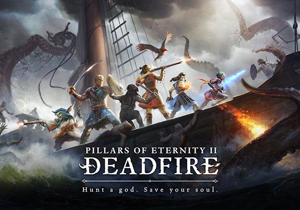 Pillars of Eternity II: Deadfire Game Profile Banner