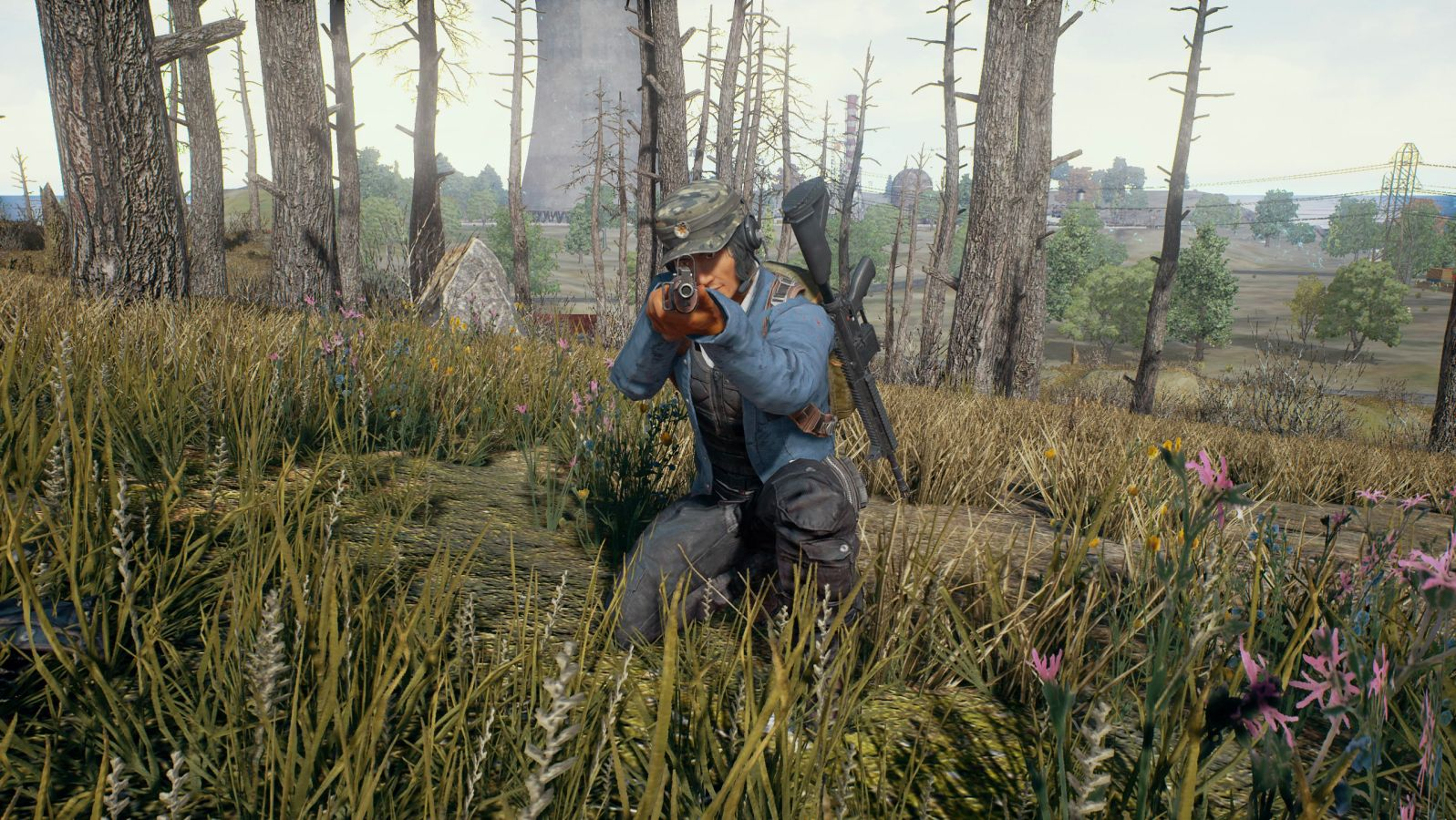 PLAYERUNKNOWN'S BATTLEGROUNDS Early Access Impressions
