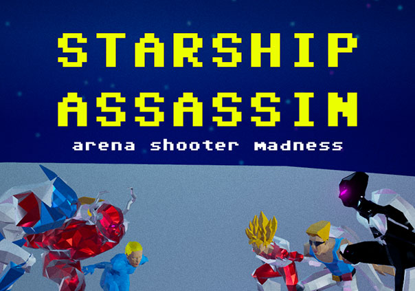 Starship Assassin Game Profile Banner