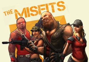 The Misfits Game Profile Image