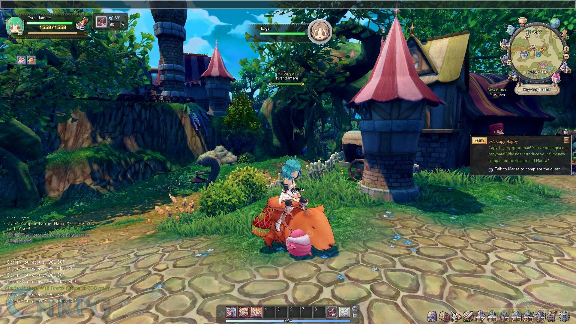 Twin Saga Launch Review