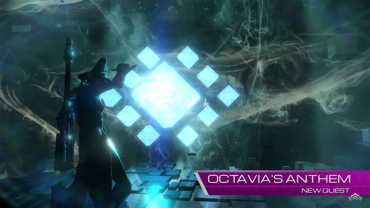 Warframe-Octavia-Console