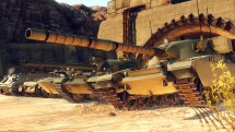 Armored Warfare Tanks Reloaded Trailer