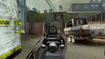 Dirty Bomb: Dockyard Preview #1