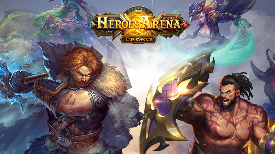 Heroes Arena Globally Launches