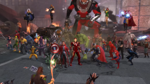 Marvel Heroes Omega PlayStation 4 Closed Beta Launch Trailer