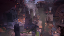 Mirage: Arcane Warfare Rock Bottom Map
