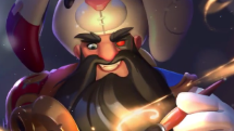 Planet of Heroes Plushbeard Skin Preview