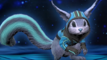 SMITE Eager Ratatosker Skin Preview