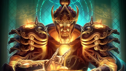 SMITE Worldwalker Janus Skin Preview