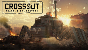 Crossout Launch Trailer Thumbnail