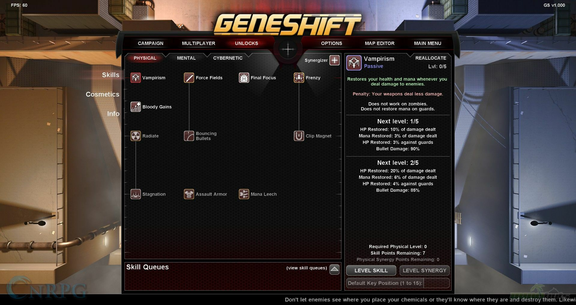 Geneshift Review