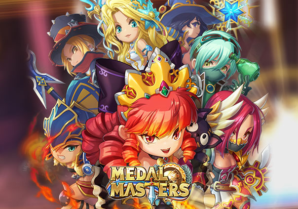 Medal Masters Game Profile Banner