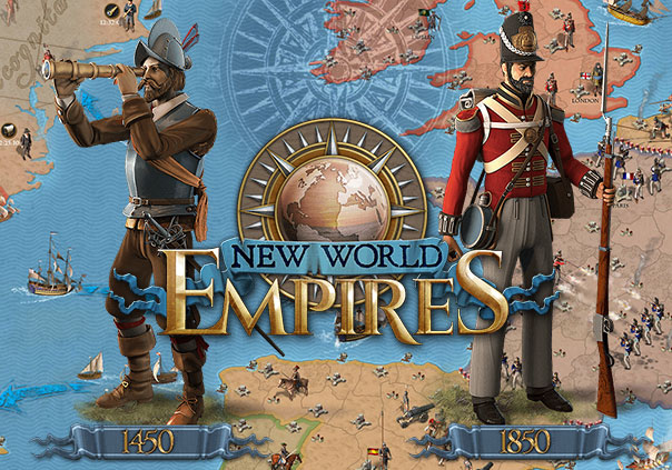 New World Empires Game Profile Banner