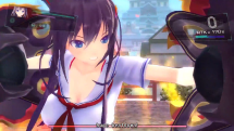 Valkyrie Drive -Bhikkhuni- PC Announcement Trailer