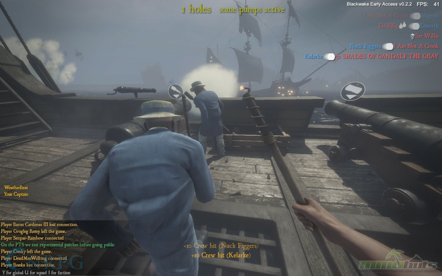 Blackwake Early Impressions